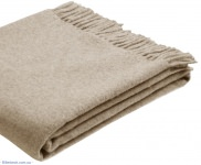 Плед Beige Wool