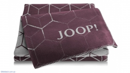 Плед JOOP! VISION Bordeaux-Graph