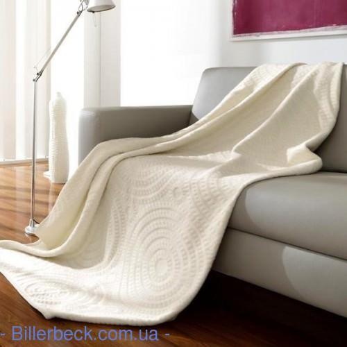Плед Bocasa Relief Cotton Twisting - 1