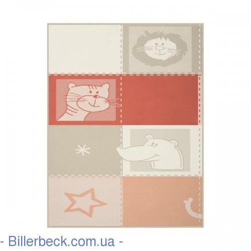 Плед Детский Biederlack Lovely&Sweet Zoo - 1