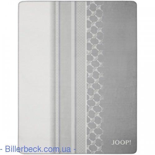 Плед JOOP! CF STRIPES Graphit-Rauch 150х200 (Германия) - 2