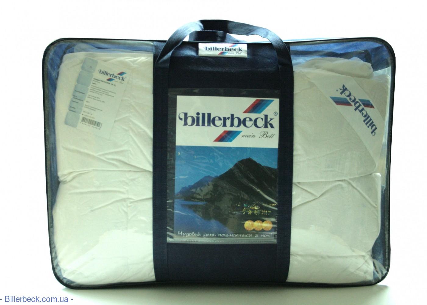 Одеяло пуховое Лилея Биллербек кассетное К-2 - 2