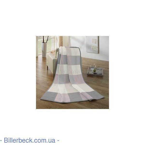 Плед Pastels & Nature Pastell Karo 150х200 (Германия) - 1