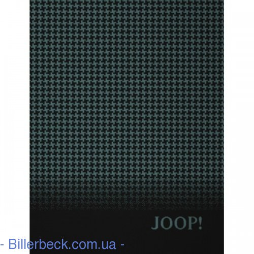 Плед JOOP! PEPITA Smeraldo-Schwarz 150х200 (Германия) - 2