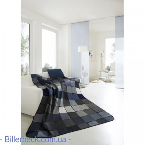 Плед Art&Abstracts Blue Steel 150х200 (Германия) - 1