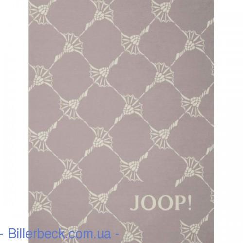 Плед JOOP! CORNFLOWER ALLOVER Silberrose-Pergament - 2