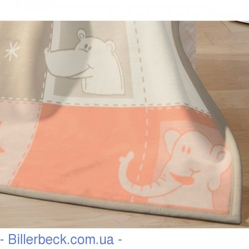 Плед Детский Biederlack Lovely&Sweet Zoo - 2