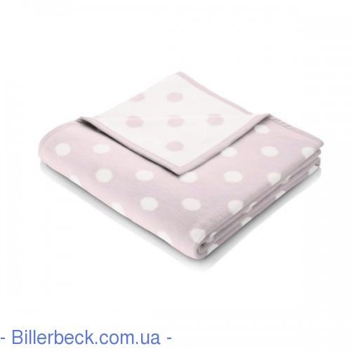 Плед Детский Biederlack Lovely&Sweet Dots rose - 2
