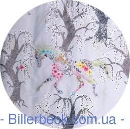 Двуспальный евро комплект Симфония Весна (Биллербек) - 1