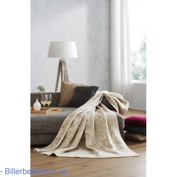 Плед Visiona Cotton Grand Paisley 150х200 (Германия) - 2