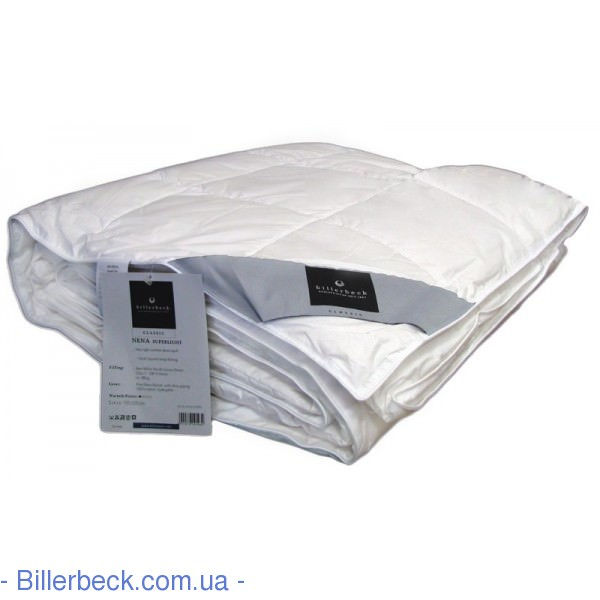 Пуховое одеяло NENA SUPERLIGHT 306 (Billerbeck Германия) - 2
