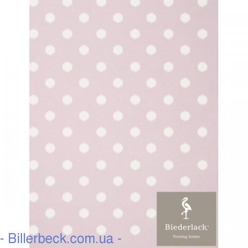 Плед Детский Biederlack Lovely&Sweet Dots rose - 1
