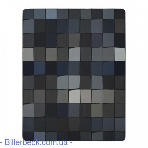Плед Art&Abstracts Blue Steel 150х200 (Германия) - 2