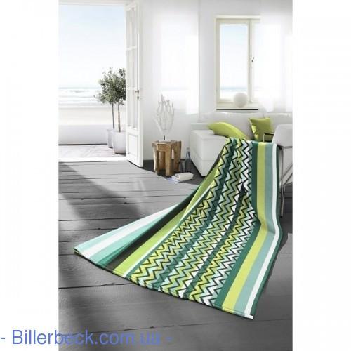 Плед Summer Fleece Zinz.line green 150х200 (Германия) - 1