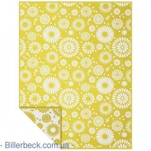 Плед Colour Cotton Flores lima 150х200 (Германия) - 2