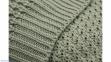 Плед Wohndecke Knit salvia 130х170 (Германия) 1