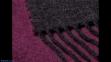 Плед Dark Valvet beere-graphit 130х170 (Италия) 0