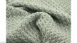 Плед Wohndecke Knit salvia 130х170 (Германия) 2