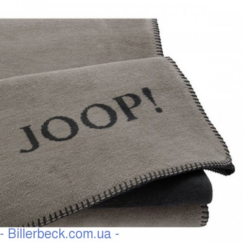 Плед JOOP! UDF Taupe-Anthrac  - 18274