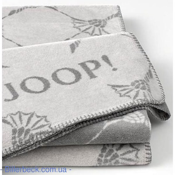Плед JOOP! CF ALOOVER RAUCH-GRAPHIT - 17752