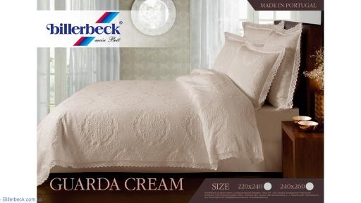Покрывало Guarda cream Billerbeck