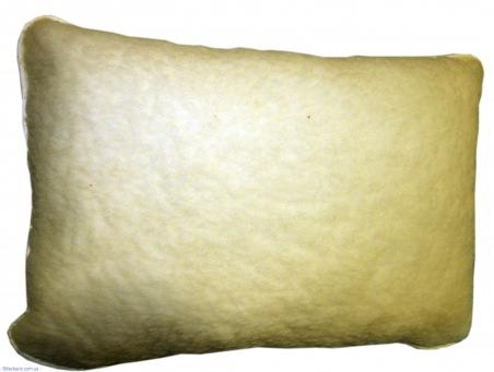 Подушка М-21 + наволочка Лама
