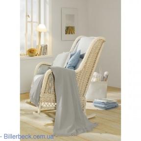 Плед BRITTA SILBER Wool 130х170