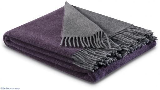 Плед Plaid Purple-Graphit 130х170