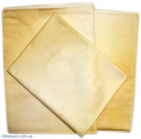 Постельное белье Желтые круги