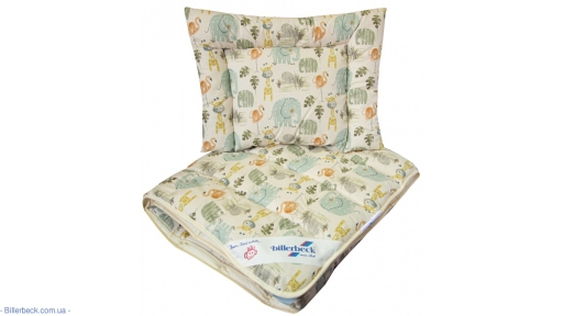 Комплект Бэби (одеяло + подушка)