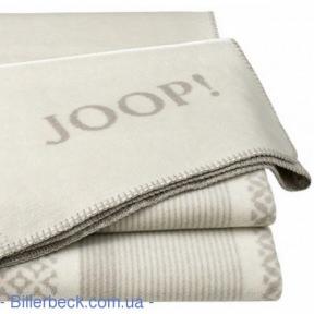 Плед JOOP! CF STRIPES Ecru-Feder 150х200 (Германия)