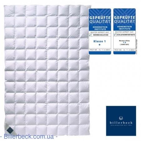 Пуховое одеяло NENA SUPERLIGHT 306 (Billerbeck Германия)