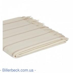 Плед Cashmere-Plaid Streifen natur 130х170