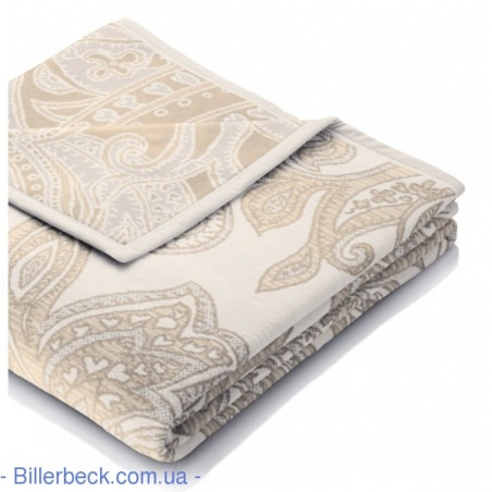Плед Visiona Cotton Grand Paisley 150х200 (Германия)