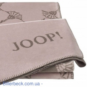 Плед JOOP! NEW CF Lotus-Taupe 150х200 (Германия)