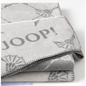 Плед Joop! CF Aloover Rauch-grafit