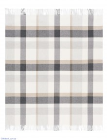 Плед шерсть Check Wool 130х170 (Италия)