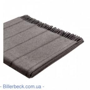 Плед Cashmere-Plaid Streifen anthrazit 130х170