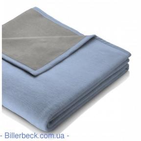 Плед Comfort blue grey 150х200 (Германия)