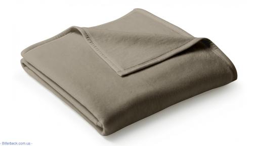 Плед Uno Cotton Haselnuss 150х200 (Германия)