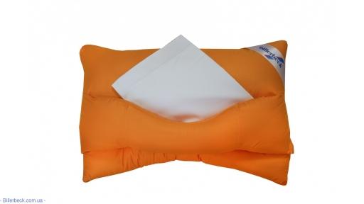 Подушка ортопедическая Комфорт + наволочка