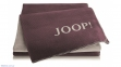 Плед JOOP! MELANGE-DF Bordeaux-Graph